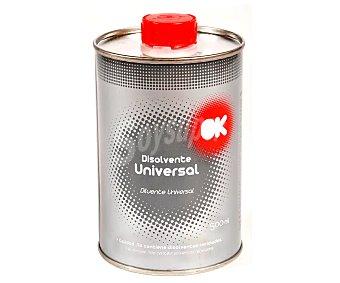 OK Disolvente universal de , no contiene disolventes reciclados, OK 500 ml