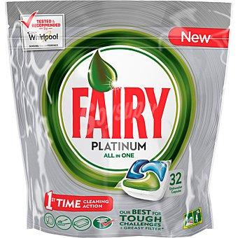 Somat Detergente lavavajillas todo en 1 caja 30 pastillas 30 pastillas