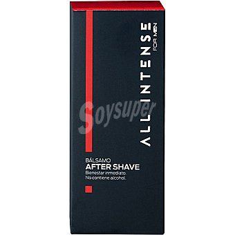 All Intense After shave bálsamo sin alcohol dosificador For Men 100 ml