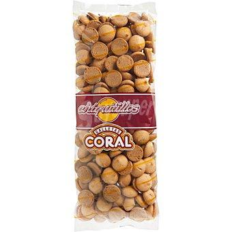 Coral Minigalletas de cereales Bolsa 500 g