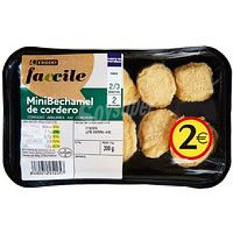 FACCILE Cordero con bechamel bandeja 200 gr