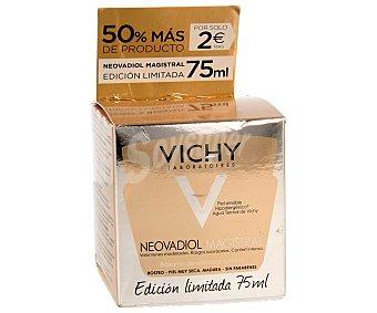 Vichy Crema antiarrugas densificador nutritivo especial para piel muy seca y madura 75 mililitros