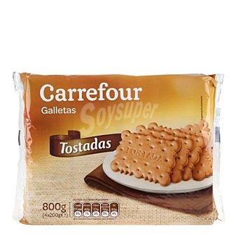 Carrefour Galletas Tostadas 800 g