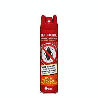 Bosque Verde Insecticida spray cucaracha larga duracion aisla tu hogar (insectos rastreros) Bote 400 ml