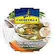 Sopa de quinoa 350 g Carretilla