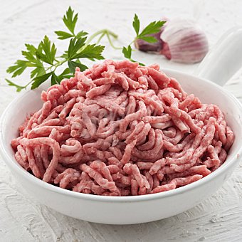 Carne picada de cerdo al peso 1kg