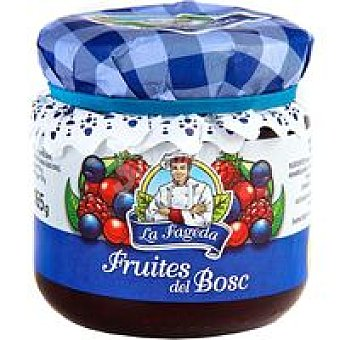 La Fageda Mermelada de frutas del bosque Frasco 165 g