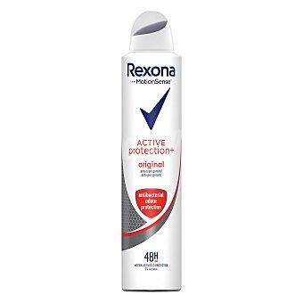 Rexona Woman desodorante active shield antibacterial Spray 200 ml