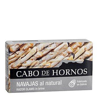 Cabo de Hornos Navajas al natural 63 g