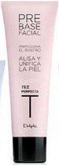 Deliplus Crema facial prebase perfeccion rostro (alisa y unifica la piel) Tubo 30 cc
