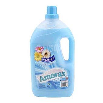 Amoras Suavizante frescor azul 4 l. 48 lavados