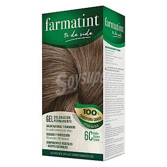 Farmatint Tinte Classic 6C Rubio Oscuro Ceniza 1 ud
