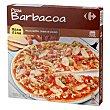 Pizza barbacoa 350 g Carrefour