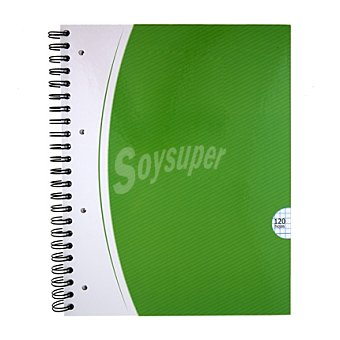 Carrefour Cuaderno microperforado 1 ud