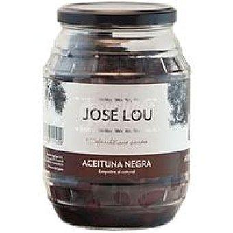 Hijos de José Lou Aceitunas negras de Aragón Frasco 600 g