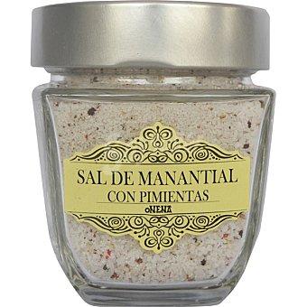 ONENA Sal de manantial con pimientas tarro 250 g tarro 250 g