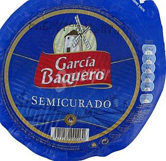 García Baquero Queso semicurado mini ud 930 g