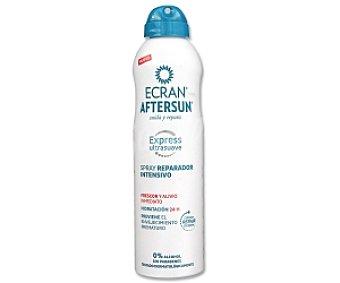 Ecran Aftersun Spray reparador, frescor y alivio inmediato, 250 Mililitros