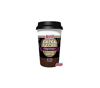 Kalise Bebida a base de leche y café Arabica Tirma, Espresso envase 260 g
