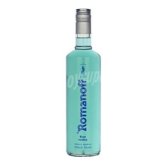 Romanoff Vodka blue 70 cl