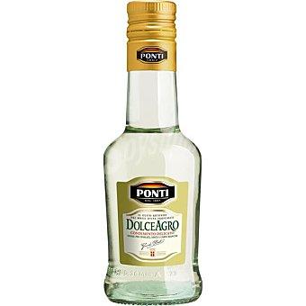 Ponti Condimento balsámico bianco de vinagre de vino y mosto de uva  Botella 250 ml