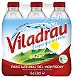 Agua mineral Pack 6 x 33 cl  Viladrau Nestlé
