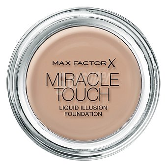 Max Factor Maquillaje miracle touch 65 rose beige 1 ud