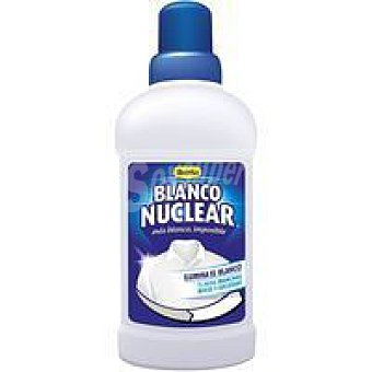 Nuclear Quitamanchas gel blanco Botella 500 ml