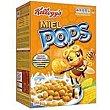 Cops de maí inflado con miel y azúcar  375 g Miel Pops Kellogg's