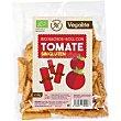 Nachos roll con tomate bio Bolsa 125 g Vegalife