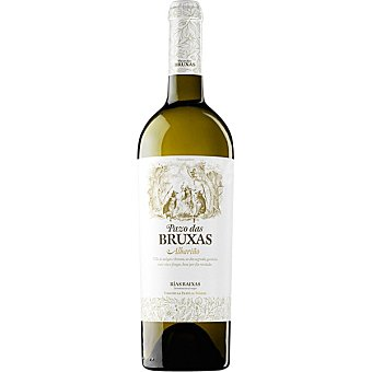 PAZO DAS BRUXAS Vino blanco albariño D.O. Rías Baixas Botella de 75 cl