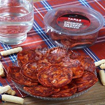 Juan Luna Chorizo ibérico snack 90 gr