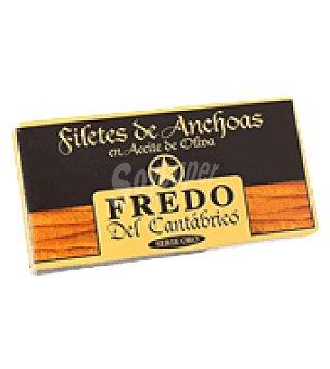 Conservas Del Cantabrico Filetes anchoas aceite oliva 30 g
