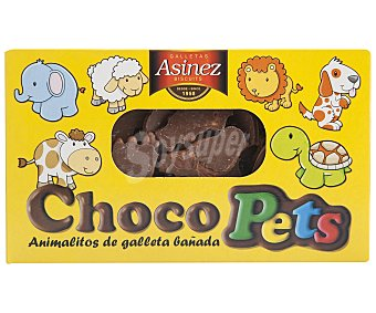 CHOCOPETS Galletas 200 Gramos