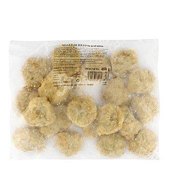 Nuggets de pollo Bolsa de 400 g