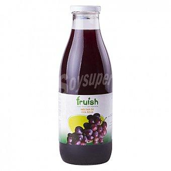 Néctar de uva roja Fruish Botella 1 l