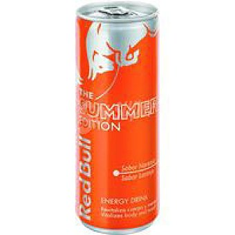 Red Bull Bebida energética Orange Lata 25 cl