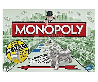 MONOPOLY Juego de Mesa Monopoly Madrid, de 2 a 4 Jugadores 1 Unidad
