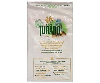 Jurado Café molido descafeinado natural 250 gramos