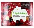 Surtido de bombones de chocolate Estuche 470 g Jacquot
