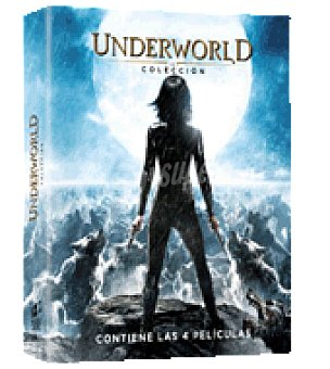 Underworld: el despertar pack br
