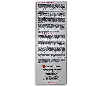 TURBOSLIM 45+ Complemento alimenticio para el control de peso en mujeres mayores de 45 años,, 28 Comprimidos día y 28 Comprimidos noche 45+ Complemento Aliment 56c