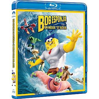 Bob Esponja : Un Héroe Fuera Del Agua Blu-Ray