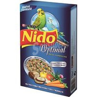 Nido Purina Optimal para periquito Caja 750 g
