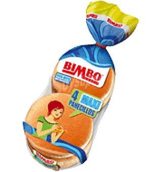 Bimbo Pan Maxi bocata Pack de 4x75 g