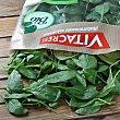 Brotes de espinacas ecológicas 150 g Vitacress