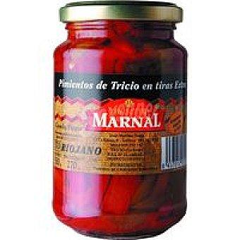 MARNAL Pimiento de Tricio en tiras extra Tarro 270 g