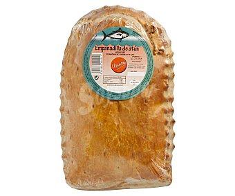 Azcaray Empanadilla con masa de hojaldre, rellena de atún 225 g