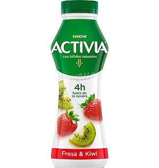 Activia Danone Yogur beber fresa-kiwi 1 unidad