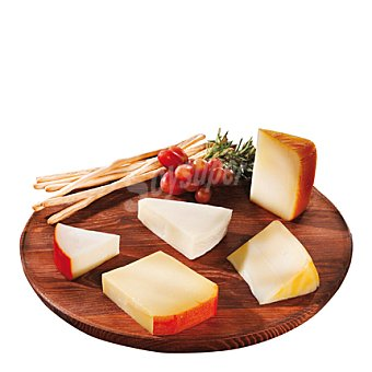 Abrilisto Surtido de cinco quesos básicos 300.0 g.